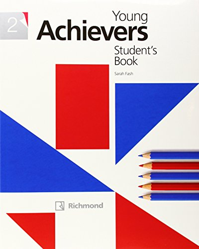 YOUNG ACHIEVERS 2 STUDENT'S BOOK - 9788466818056
