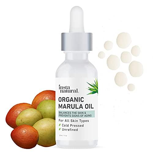 Organic Marula Facial Oil - 100% Pure, Non GMO,...