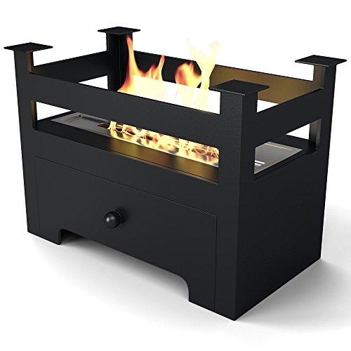 Imagin ANYA Free Standing bioethanol Fireplace