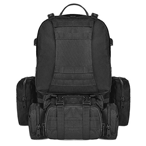 41ioafKSlsL - The 7 Best Tactical Shoulder Military Backpacks for Serious Adventurers