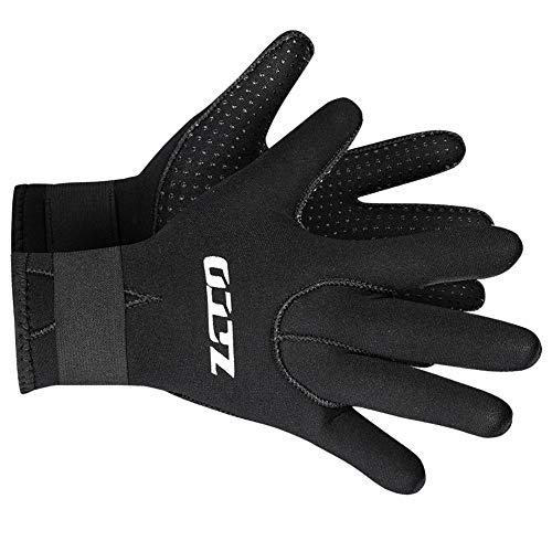 Neoprene Gloves Scuba Diving Gloves Wetsuit Dive Gloves for Men Women Kids, 3MM 5MM Flexible Anti...