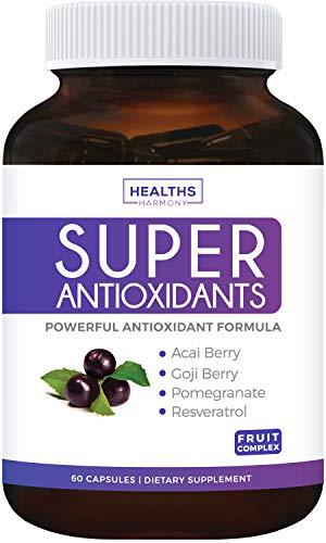 Super Antioxidant Supplement - Powerful Super Food...