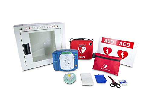 Philips HeartStart Ready Pack AED Defibrillator Business Package 1