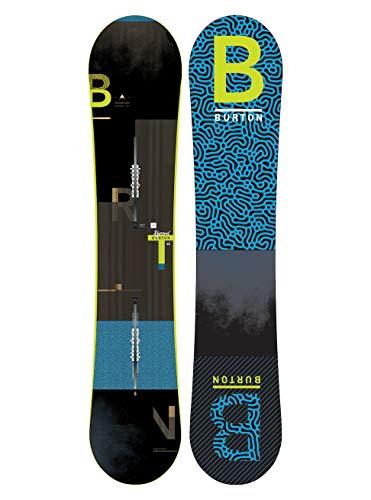 Burton Herren Ripcord Snowboard, Transparent, 150