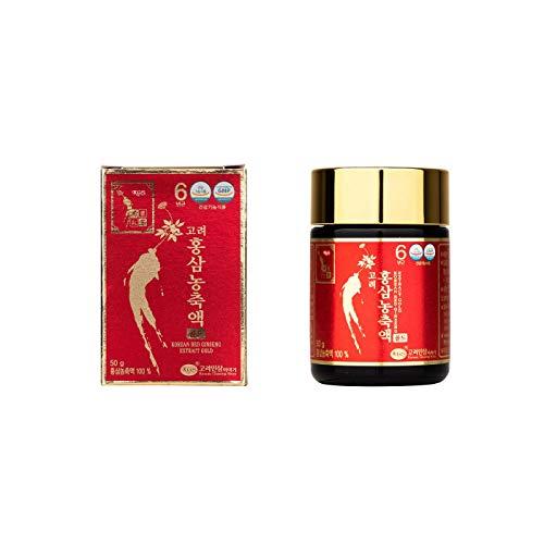 Persalute.it Ginseng Rosso Coreano Puro Estratto Molle vasetto 50g