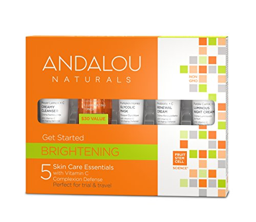 Andalou Naturals Get Started Skin Brightening Kit - 1 Ea, 1count