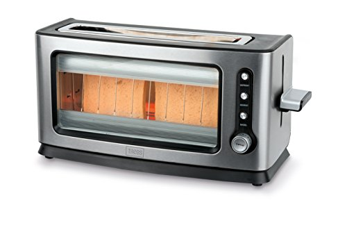 Infrarot-Toaster, Edelstahl - (99320)