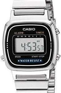 Casio Women's LA670WA-1 Daily Alarm Digital Watch 37