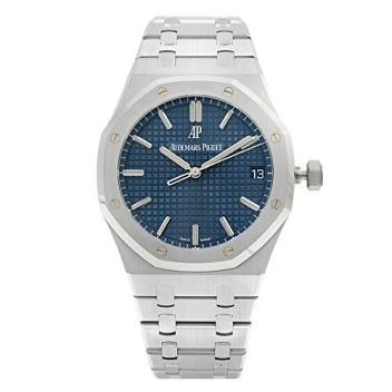 Audemars Piguet Royal Oak Blue Dial Automatic Mens Watch 15500ST.OO.1220ST.01