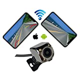 Casoda WiFi Wireless Backup Camera for iPhone and Android,Ultra Strong...