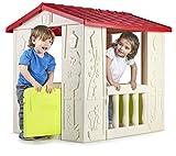 FEBER - Casa Happy House, casita infantil para niños y niñas de los 2 a los 6 años (Famosa...