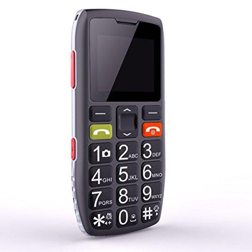 Teléfonos móviles para Mayores con Teclas Grandes, Artfone C1...