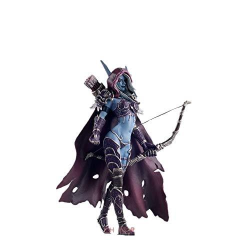 From HandMade World of Warcraft Abbildung Sylvanas Windläufer Abbildung Action-Figur