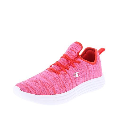 Champion Red Pink Women's Adapter Sneaker 8.5 Regular