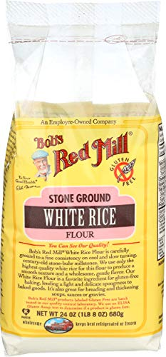 Bob's Red Mill, Gluten Free Rice Flour, 1.5 lb