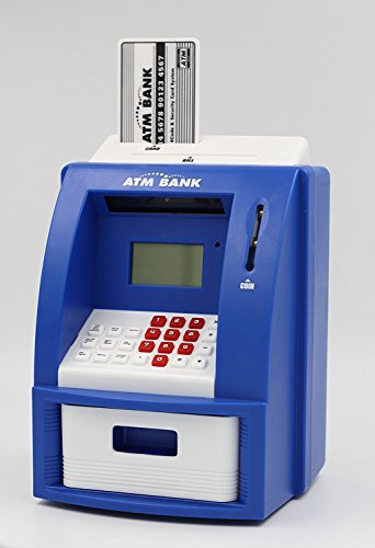 LIKE Teller ATM Bank Perfect Toy to Instill Saving Habit