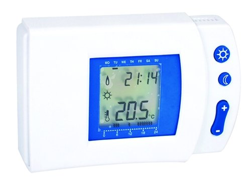 Voltman VOM509008 Thermostat électronique digital hebdomadaire
