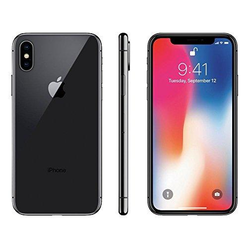 iphone X Apple Cinza Espacial, Tela de 5,8', 4G, 256 GG, Câmera de 12 MP