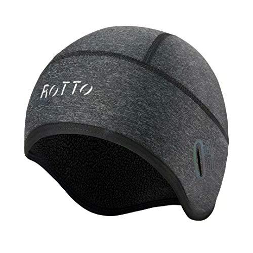 ROTTO Gorro Ciclismo Gorro Bajo Casco Termico Moto Running para...