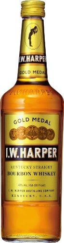 I.W.ハーパー ゴールドメダル [ ウイスキー アメリカ合衆国 700ml ]