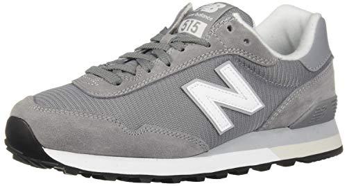 New Balance 515 Core, Zapatillas para Hombre, Steel White, 45.5 EU Medium