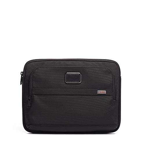 TUMI - Alpha 3 Medium 13 Inch Laptop Cover - Computer Case for Men and Women - Black