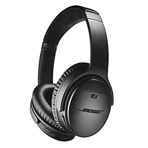 Bose QuietComfort 35 (Serie II) kabellose Kopfhörer, Noise Cancelling, mit Alexa-Sprachsteuerung, Schwarz