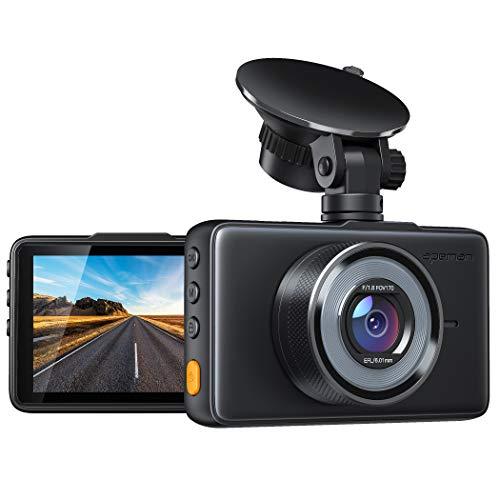 APEMAN Dashcam 1080P Full HD DVR Autokamera 3 Zoll LCD-Bildschirm 170 °...