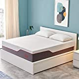Queen Mattress, Molblly 14 inch 3.0 Ventilated Gel Memory Foam Mattress Bed Mattress in a Box - CertiPUR-US Certified Foam