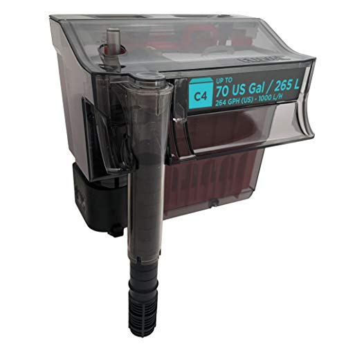 Fluval C4 Power Filter, up to 70 Gallons