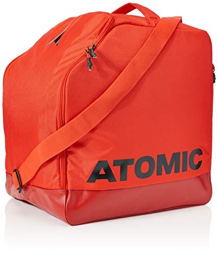 ATOMIC Boot & Helmet Bag, Borsa per Scarponi da Sci Unisex-Adulto, Rosso, One Size