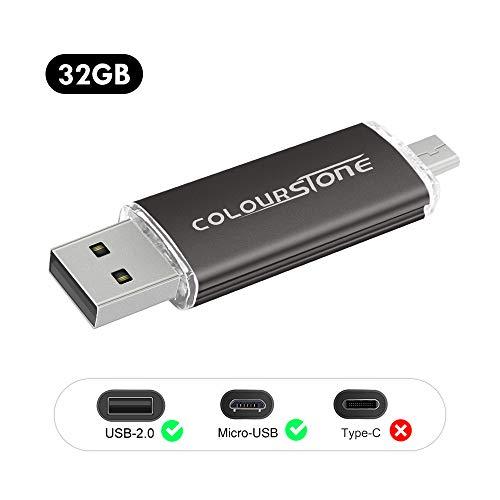 Chiave USB,ColourStone USB 2.0 OTG Flash Pen...