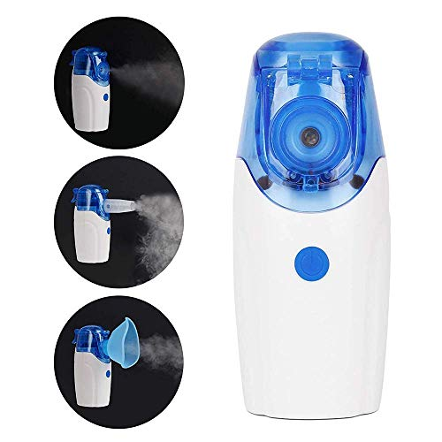 Portable Mini Vaporizers Machine, Handheld Steam Inhaler with USB Cable and Masks