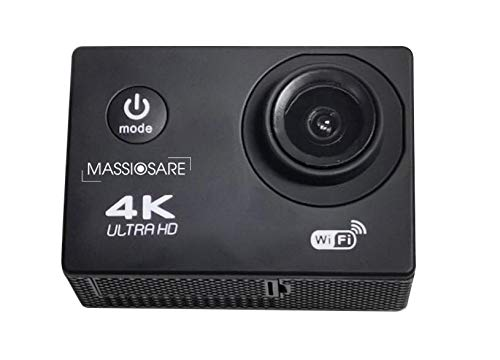 Action Camera Full HD WiFi Connection 30m Underwater...