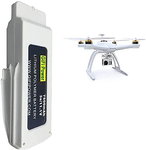 STORM GYRO 11,1 V 7500 mAh Batteria di volo compatibile con Blade Chroma RC Drone Ricaricabile RC Quadcopter 3S Lipo Batteria Ricambio Parti