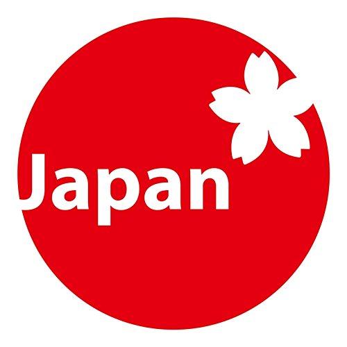 nc-smile Japan 日本 桜 ステッカー 赤