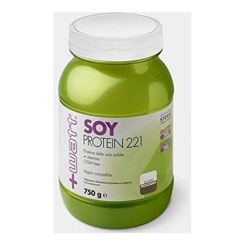 +Watt, Soy Proteins 221 Nocciola 750G