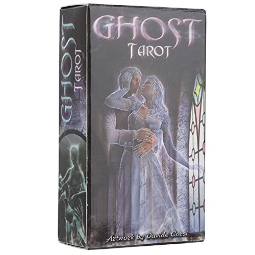 78 Gohost Tarot, Coated Paper Divination Tarot, Future...