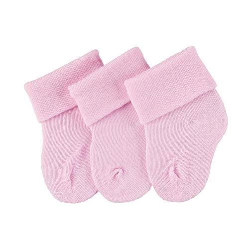 Sterntaler Calzini per beb, Confezione da 3 paia, Rosa