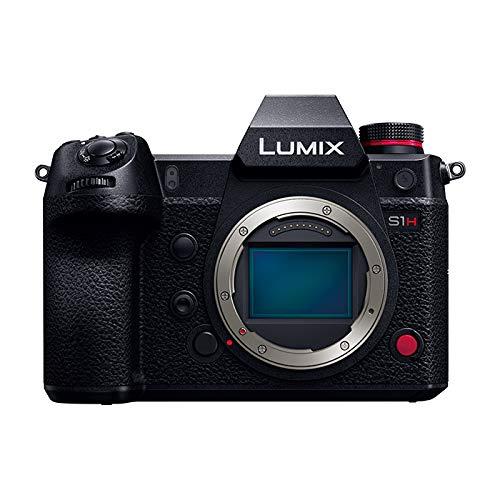 パナソニック フルサイズミラーレス一眼カメラ ルミックス Sシリーズ LUMIX S1H ボディ DC-S1H