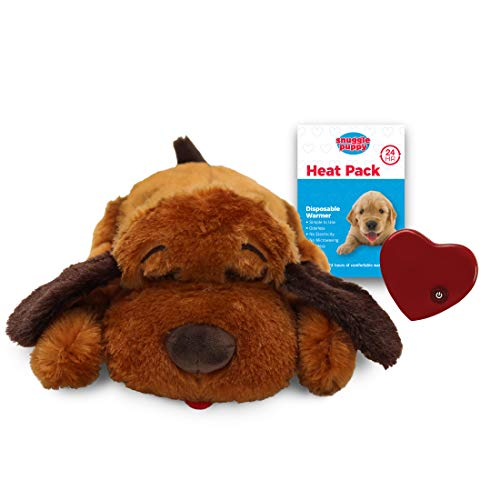 SmartPetLove Snuggle Puppy Behavioral Aid Toy,...