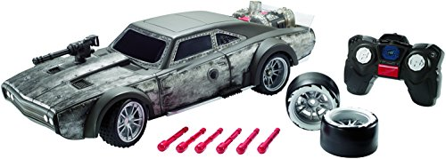 Mattel Fast & Furious Blast & Burn Ice Charger Vehicle