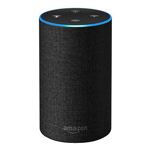 Echo (2da Generación) - Bocina inteligente con Alexa - Negro