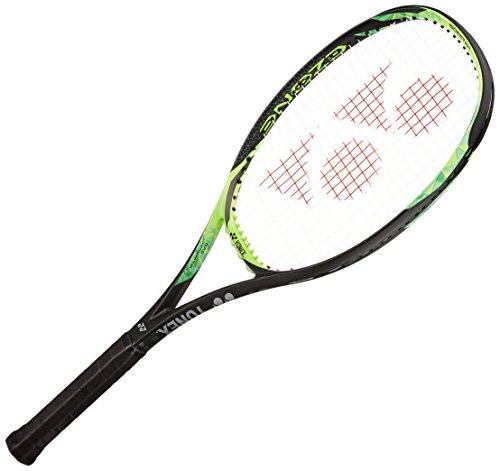 Yonex E Zone 98 Alfa Graphite Strung Tennis Racquet, 27-inch 275 g (Lime Green)
