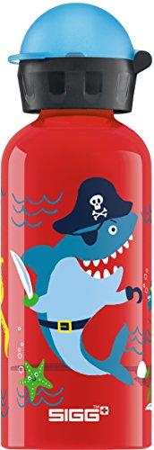 SIGG Underwater Pirates Kinder Trinkflasche (0.4 L),...