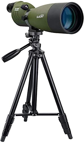 SVBONY SV17 Telescopio Terrestre 25-75x70 Ocular...