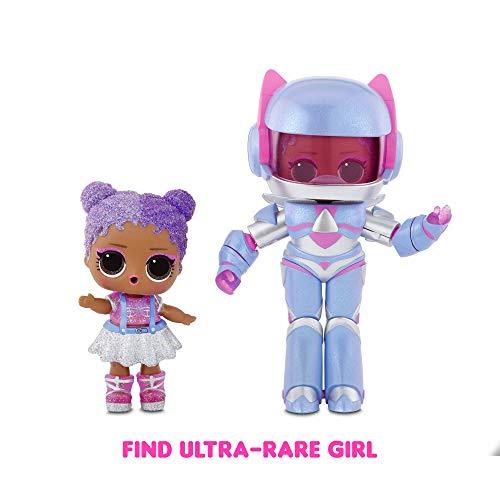 Image 2 - LOL Surprise Garçons Héros d'Arcade - Figurine d'action - Avec 15 surprises, costumes de héros 6 pièces & accessoires