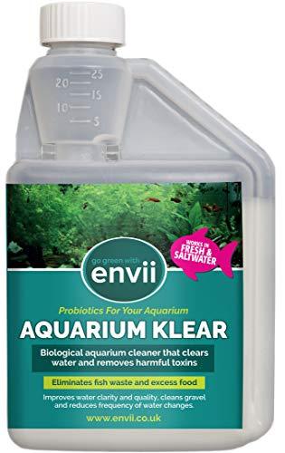 Envii Aquarium Klear - Tratamiento Agua Verde Acuario - Trata 4.000...