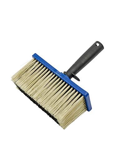 Deckenbürste Kunststoff 170 x 75 mm Quast Pinsel Malerquast Deckenbürste Kleisterpinsel Bürste