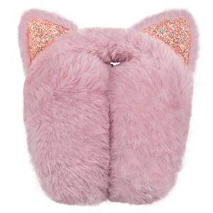 Surblue Cute Animal Earmuffs Winter Warm Outdoor Ear Covers Headband Fur Earwarmer